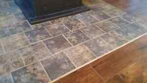 6x6 VERDE ceramic tiles - 39 qty from KENT