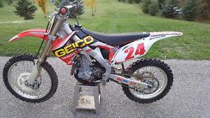2010 Honda crf 450r