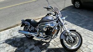 2006 GV650 Aquila Hyosung  Motorcycle for sale