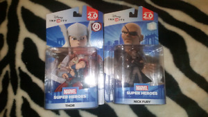 Disney Infinity 2.0 video game playable characters!