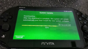 PS Vita - Excellent condition, only used for remote ps4 play.