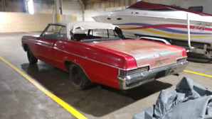 1966 Chevrolet Impala SS 327 Project