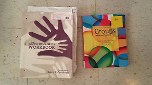 Conestoga College Social service worker textbooks