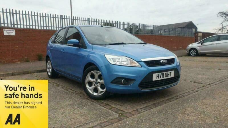 2011 Ford Focus 1 6 Sport Auto 5dr - Sat Nav - Bluetooth - Cambelt changed  | in Oadby, Leicestershire | Gumtree