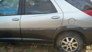 parting out 2002 buick suv