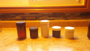Smell/spill proof jars