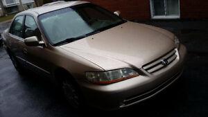 2001 Honda Accord Negociable