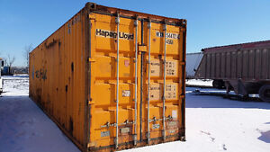 20' and 40' Used Shipping and Storage Containers - Sea Cans Edmonton Edmonton Area image 7