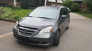 2007 Honda Odyssey owner Minivan, Van