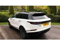 2017 Land Rover Range Rover Velar 2.0 P250 R-Dynamic HSE 5dr - B Automatic Petro