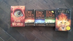 Lord of the Rings Trilogy/ Narnia