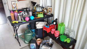 Contents Moving Sale