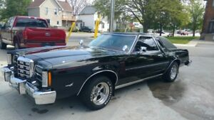 1979 FORD THUNDERBIRD - HAD ONE OWNER