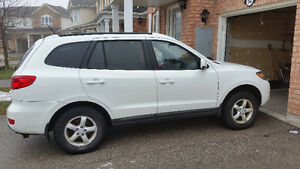2008 Hyundai Santa Fe Limited SUV, Crossover Cambridge Kitchener Area image 1