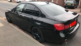 BMW m sport 3 series 2014
