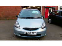 HONDA JAZZ 1.2 DSI LADY OWNED SINCE 2011 + COMPANY FSH UP TO 60MPG 2006 56