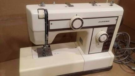 Janome myexcel mw3018 limited edition sewing machine sewing janome 649 sewing machine fandeluxe Choice Image
