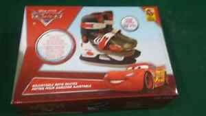 Cars themed adjustable boys skates