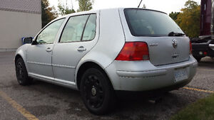 2005 Volkswagen Golf Hatchback