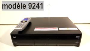 Deux (2) récepteurs-enregistreurs Bell (modèles 9241 et 5900)