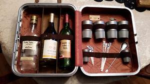 Portable - Secure Travel Mini-Bar