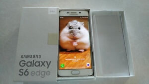 $450 mint condition Samsung S6 Egde 64Gb Unclocked