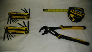 * OUTILS STANLEY FATMAX NEUF / NEW STANLEY FATMAX TOOLS *