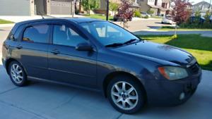 2005 Kia Spectra5 Hatchback