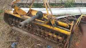 Power raker