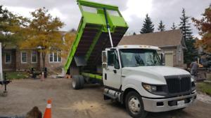 2013 International Terra Star Dump truck