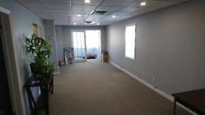 2nd floor office unit for rent downtown guelph