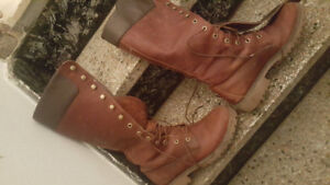 TIMBERLAND HAUTES BOTTES LACETS