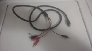 Cable Hdmi to RCA