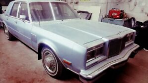 1987 Chrysler New Yorker 5th Ave. 88,000KMS. V8