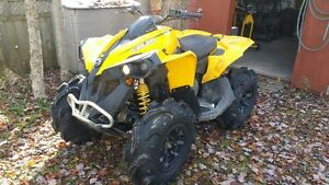 2014 Can Am Renegade 800R