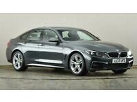 2017 BMW 4 Series 420d [190] M Sport 5dr Auto [Professional Media] Hatchback die
