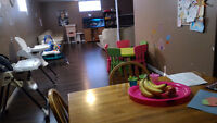 EXCELLENT CHILDCARE AVAILABLE..IRANEEDLE AREA