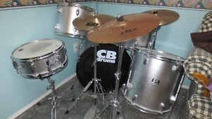 CB DRUMS Full Drum Set