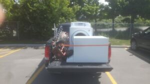 Free Scrap Metal Pick-Up; South Mississauga or Etobicoke