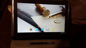 Samsung Note 10.1 with S-Pen