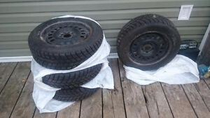 Hankook only used once Kawartha Lakes Peterborough Area image 3