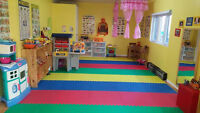 Subsidized daycare in Kirkland West Island