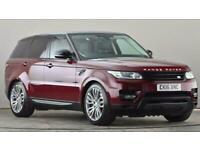2016 Land Rover Range Rover Sport 3.0 SDV6 [306] HSE Dynamic 5dr Auto SUV diesel