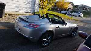 Urgent sale -reduced from 16000-2007 Saturn Sky Convertible