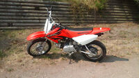 2004 CRF 70 in Excellent Condition