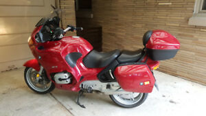 2004 BMW R1150 RT WELL MAINTAINED