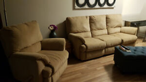 3 seat couch and sofa set