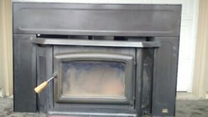 *** Fireplace Insert Woodstove ****