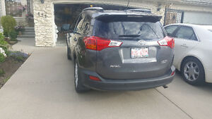 2015 Toyota RAV4 limited edition SUV, Crossover