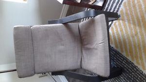 Ikea arm chair